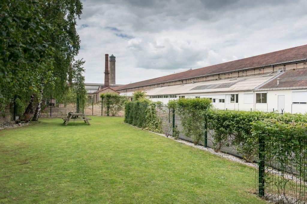 jardin BIPALIS LAMBERT MANUFIL